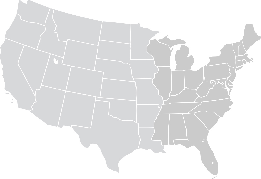 Mapster Element For The Image Map Of The United States